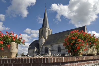 Eglise Beuzeville la Grenier