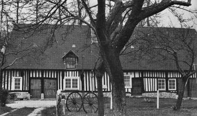 Maison traditionnelle Beuzeville la Grenier